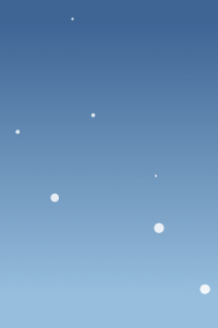 Snow Effect using HTML5 Canvas and Javascript